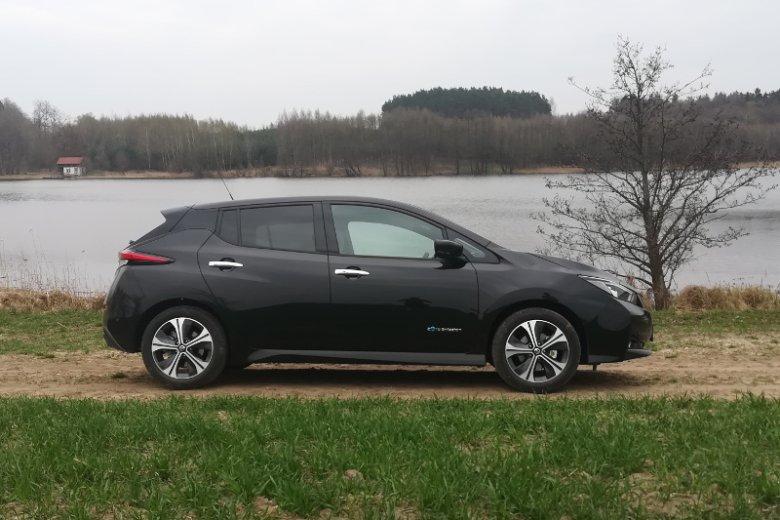Nowy Nissan Leaf –w pełni elektryczny samochód segmentu C. To auto naprawdę może się podobać.