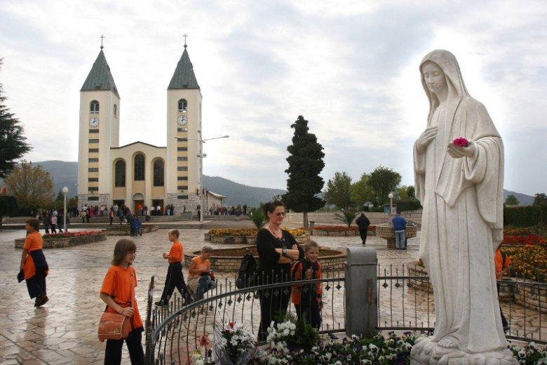 Kościół św. Jakuba w Medjugorje