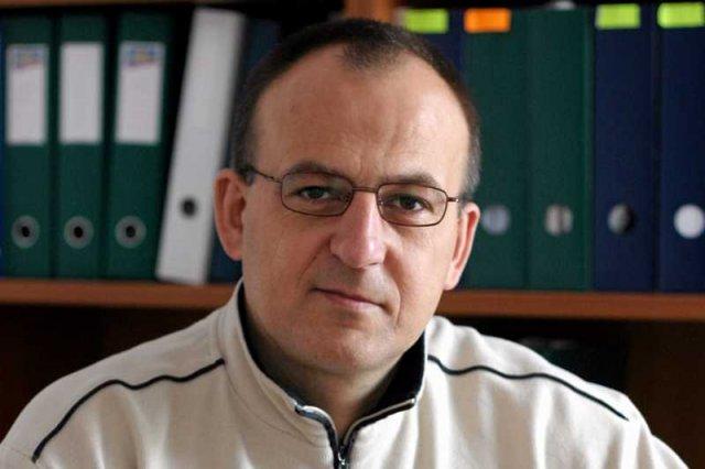 """Psycholog dr Tomasz Witkowski, autor książki """"Zakazana psychologia""""."""