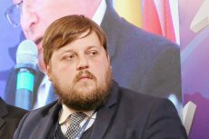 Piotr Apel z Kukiz'15 w stanowczych słowach komentuje podejście PiS do protestu osób niepełnosprawnych w Sejmie.