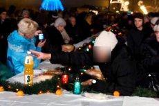 Wigilia w Radomiu stała się hitem internetu