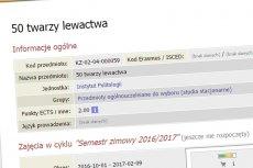 """Na Uniwersytecie Opolskim uruchomiony ma zostać wykład """"50 twarzy lewactwa"""". Ukłon w stronę prawicowej """"dobrej zmiany""""?"""