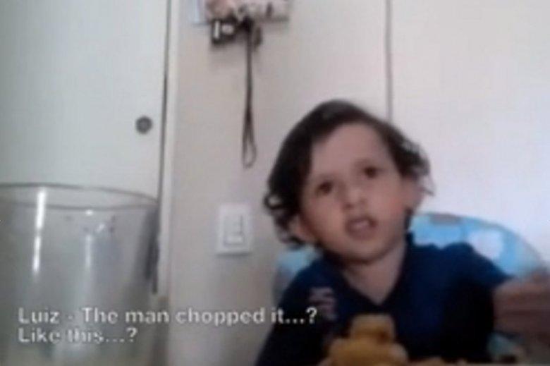 Mały wegetarianin przekonywał mamę, że nie może zjeść ośmiornicy