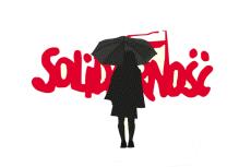 """NSZZ """"Solidarność"""" złożyła doniesienie ws. rzekomo nieuprawnionego użycia jej znaku na transparencie podczas wielotysięcznego Czarnego Protestu w Warszawie przeciwko zaostrzaniu ustawy antyaborycyjnej."""