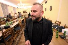 Poseł Piotr Leroy Marzec został dziś wykluczony z klubu Kukiz '15