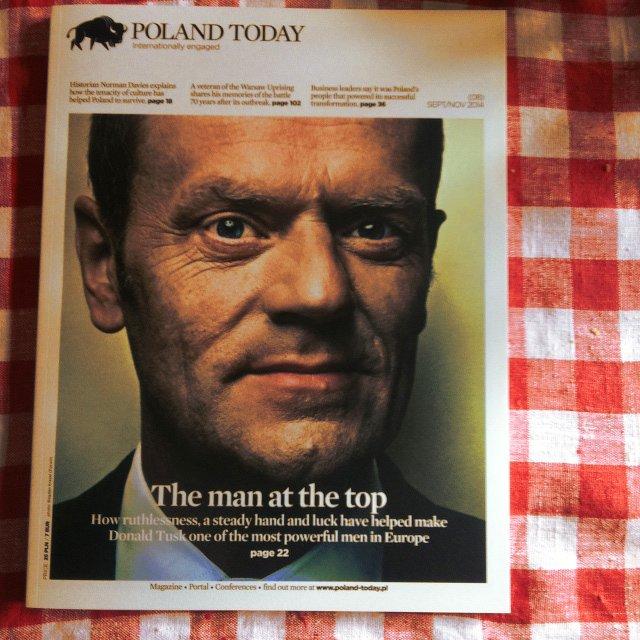 Magazyn polecany przez Majkę.