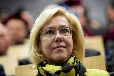 Małopolska kurator oświaty Barbara Nowak nie stanie przed komisją dyscyplinarną.