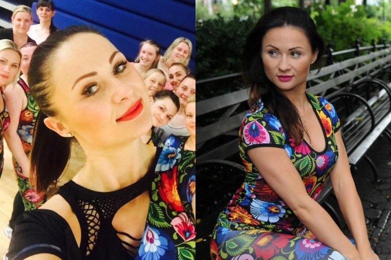 Justyna Bolek cały czas szkoli nowych instruktorów, którzy będą prowadzić zajęcia Slavica Dance.