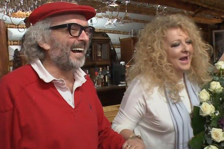 """Mirosław Bem i Magda Gessler uwielbiali się w czasie kręcenia """"Kuchennych rewolucji"""". Wszystko popsuło się po programie"""