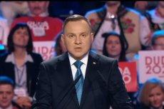 Andrzej Duda przypisał sobie to, że jego zdaniem w Polsce żyje się lepiej.