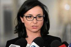 Kamila Gasiuk-Pihowicz to najwaleczniejsza posłanka opozycji w czasie wojny o trójpodział władzy niezawisłość sądów.
