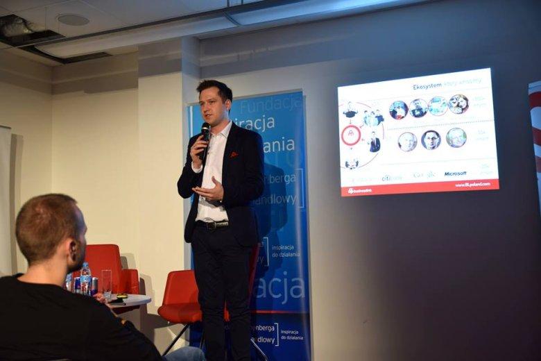 Aurelisz Górski - Dyrektor Zarządzający Sieci Business Link