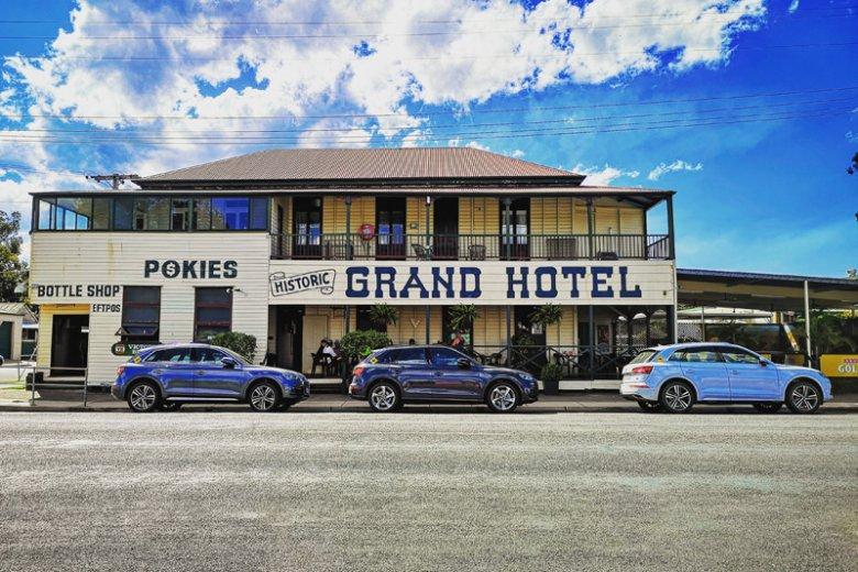 """Ten Grand Hotel """"grand"""" był tylko z nazwy. Ale klimatu mu się nie odmówi."""