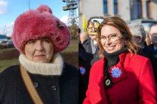 PiS uważa, że Kidawa-Błońska wspierała osoby manifestujące przeciwko Dudzie.