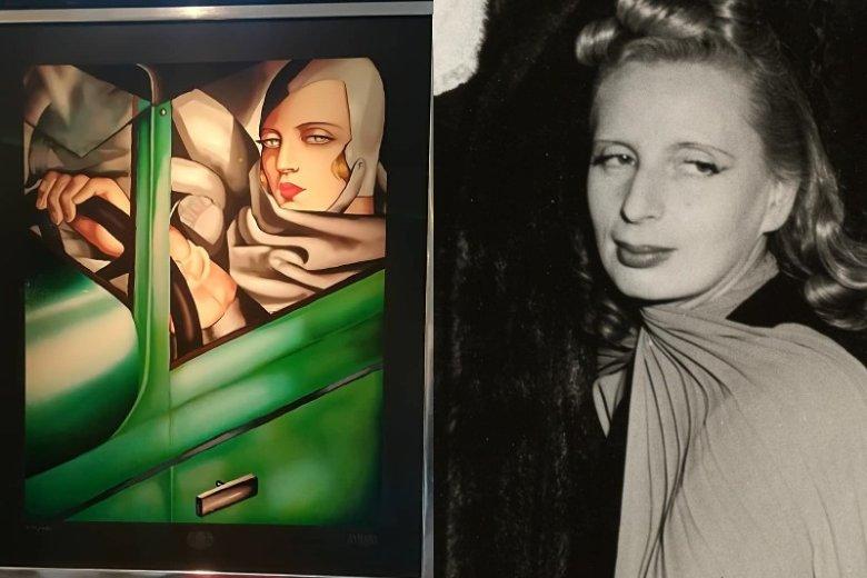 Wystawę  poświęconą Tamarze Łempickiej można oglądać do 24 lutego w Madrycie