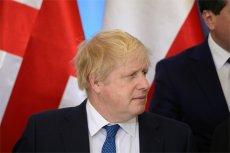 Johnson zaliczył swoją pierwszą wpadkę na stanowisku premiera Wielkiej Brytanii.