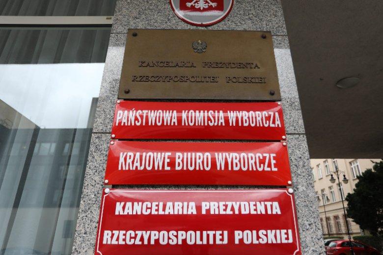 PKW będzie powoływać nowych komisarzy w każdym powiecie i w każdym województwie