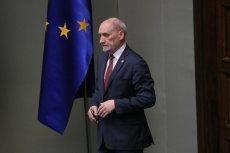 Antoni Macierewicz wygłosił inauguracyjne przemówienie jako marszałek senior Sejmu.