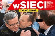 Tygodnik braci Karnowskich sugeruje, że podczas kampanii prezydenckiej sztab Platformy Obywatelskiej inspirował Andrzeja Hadacza do atakowania Andrzeja Dudy.
