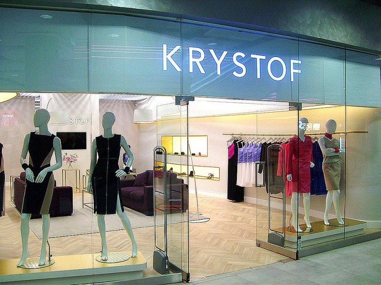 Wrocławski butik Krystof