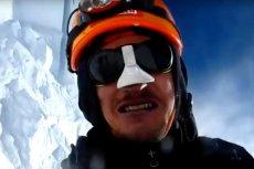 Adam Bielecki zdobył już raz K2. Teraz próbuje po raz kolejny.