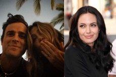 Angelina Jolie rozwiodła się z Bradem Pittem i zabrała się za kolejnego faceta Jennifer Aniston. Podobno spotyka się z Justinem Theroux