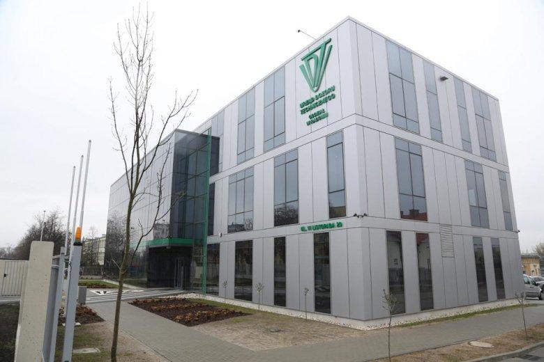 A taki budynek UDT wybudował sobie w Radomiu. Przedsiębiorcy płaczą i płacą