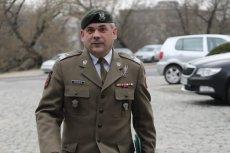 Gen. Wiesław Kukuła przekonuje, że tworzy WOT na takich samych zasadach, jak budowano Armię Krajową.