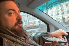 Tomasz Sekielski ujawnił, że ktoś zastrasza bohatera jego filmu, ofiarę księdza pedofila.