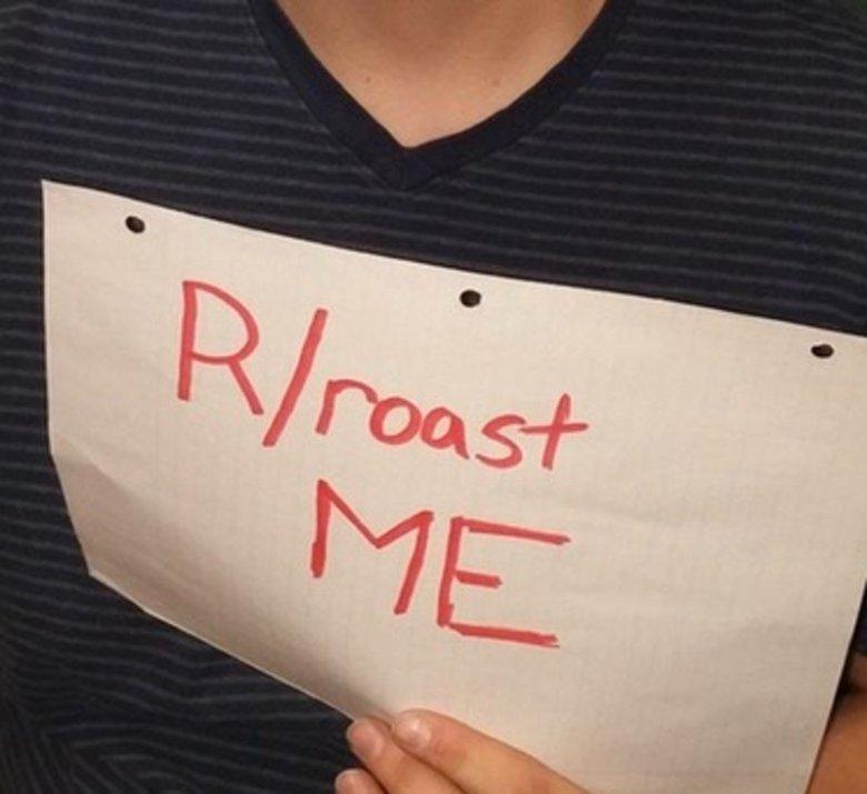 """""""Roast me"""", czyli """"przypiecz mnie"""""""