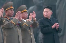 Reżim Kim Dzong Una wystrzelił propagandowe ulotki na kilka dni przed igrzyskami olimpijskimi w Pjongczangu.