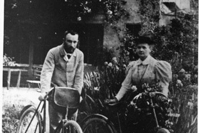 Maria z mężem Piotrem.