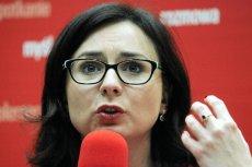 Kamila Gasiuk-Pihowicz, szefowa klubu Nowoczesnej nie obawia się rozłamu