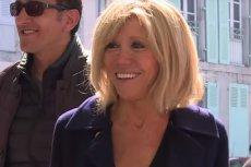 Oto nowa francuska pierwsza dama.