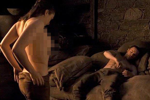Scena seksu z drugiego odcinka 8. sezonu zszokowała widzów