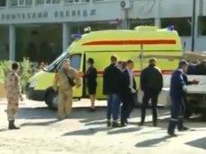 W szkole na Krymie doszło do tragedii. Sprawcą jest prawdopodobnie 22-letni uczeń.
