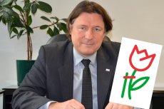 W logo PFRON znalazł się kwiatek, bo... prezes ma nazwisko Kwiatkowski?! Fundusz funduje sobie nowy wizerunek