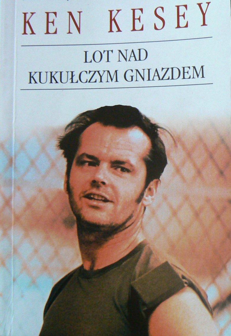 W Polsce książka Keseya wyszła już jakiś czas temu, ale od czego są biblioteki?