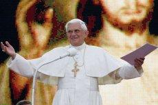 Macie już dość Benedykta XVI w mediach?