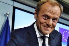 Donald Tusk spotkał swojego idola z młodości – Helmutha Duckadama.