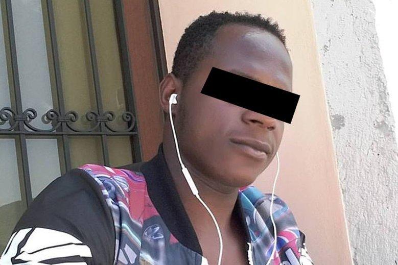 Kongijczyk Guerlin Butungu został skazany na 16 lat więzienia za m.in. gwałt na Polce