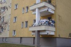 Strach pomyśleć, co musisię dziać w mieszkaniu.