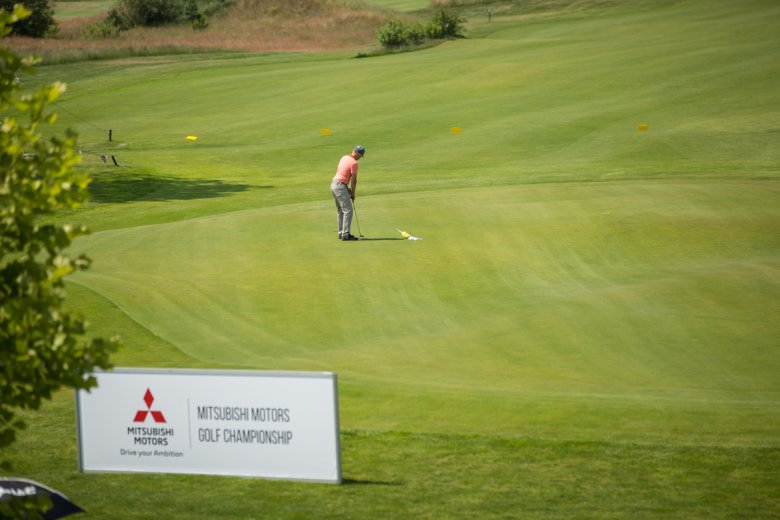 Turniej golfowy Mitsubishi Motors Golf Championship