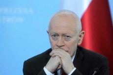 Minister administracji i cyfryzacji Michał Boni.