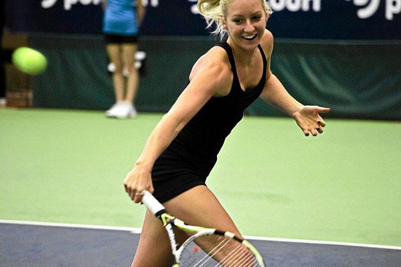 Urszula Radwańska pokonała Venus Williams w pierwszej rundzie French Open.