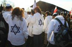 Wycieczki izraelskiej młodzieży od lat przyjeżdżają do Polski.