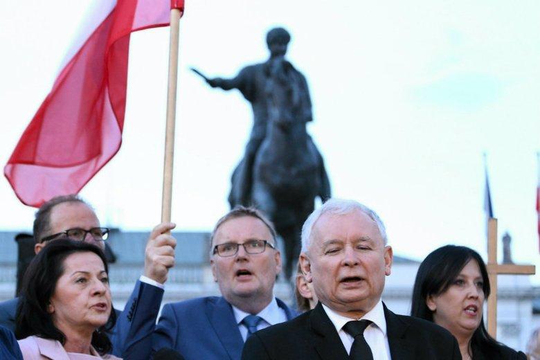 Waldemar Bonkowski zostanie wyrzucony z Prawa i Sprawiedliwości