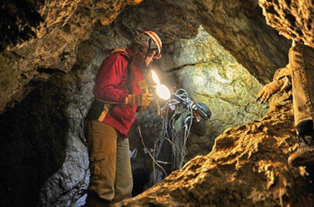 Kopalnia w Srebrnej Górze nie była odwiedzana od ponad  100 lat