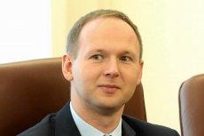 Marek Chrzanowski stał się bohaterem ogromnej afery.