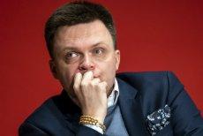Szymon Hołownia jednoznacznie skomentował zamieszki podczas Marszu Równości.